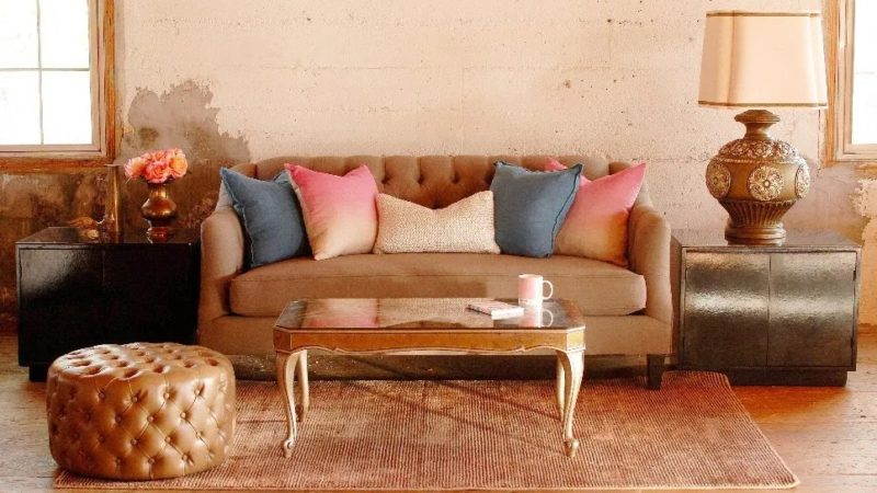 Interiors and exteriors of any place must go hand in hand