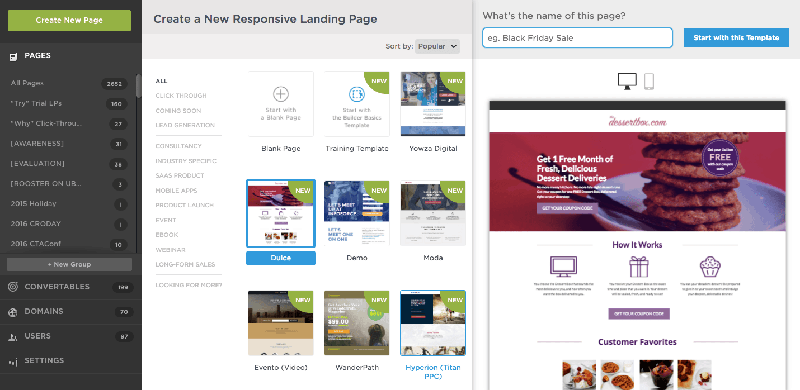 Why Use Landing Pages Builder Software?