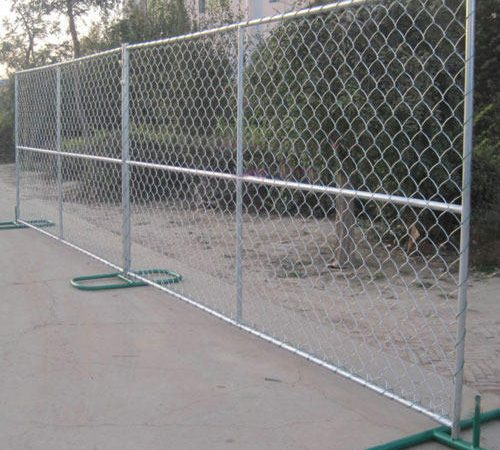 Common Areas Where You Can Find Temporary Fencing